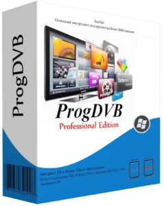 ProgDVB Professional 7.35.1 Crack with Activation Key Free Download
