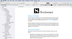 Scrivener 3.2.1 Crack Plus License Key 2021 Download