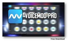 Voicemod Pro 2.17.0.2 Crack with License Key 2021 Free Download