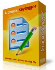 Ardamax Keylogger 5.2 Crack + License 2020 Key Download