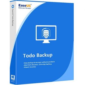 EaseUS Todo Backup 13.8 Crack + Activation Code Free Download