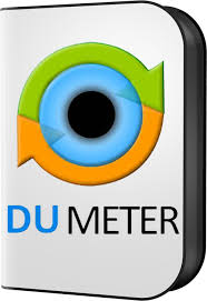 DU Meter Crack 7.30 Build 4769 & Serial Keygen Latest 2020 Free Download