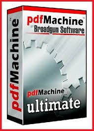 Broadgun pdfMachine Ultimate Crack 15.40 & Serial Keygen Latest