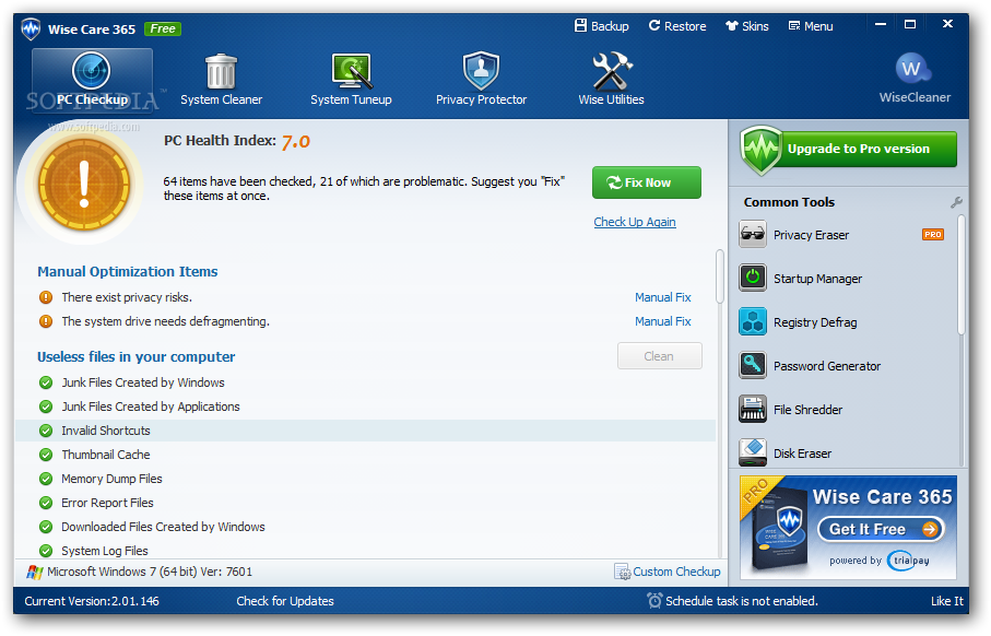 Wise Care 365 Pro 5.5.8 Crack With Activation Key [Latest] 2020